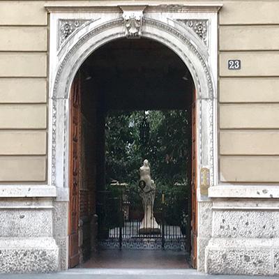 Sede di Milano | Labor Project