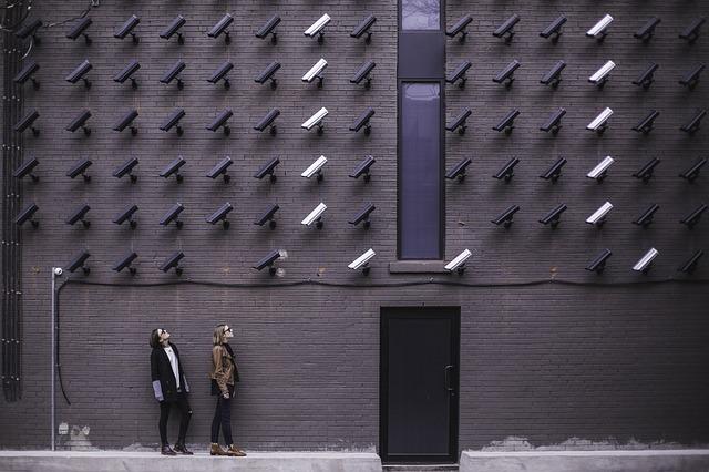 telecamere, sicurezza, videosorveglianza, Labor Project