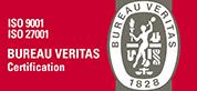 Certificazione Bureau Veritas Labor Project