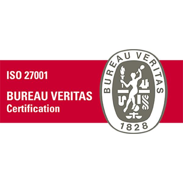 Labor Project tra le prime aziende  di settore in Italia certificate ISO 27001