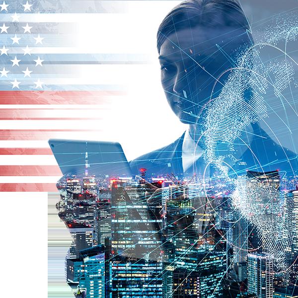 Trasferimento dati USA